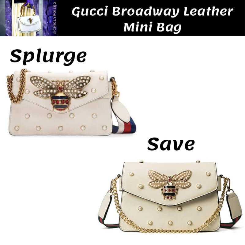 Gucci Broadway Bag Dupe-2