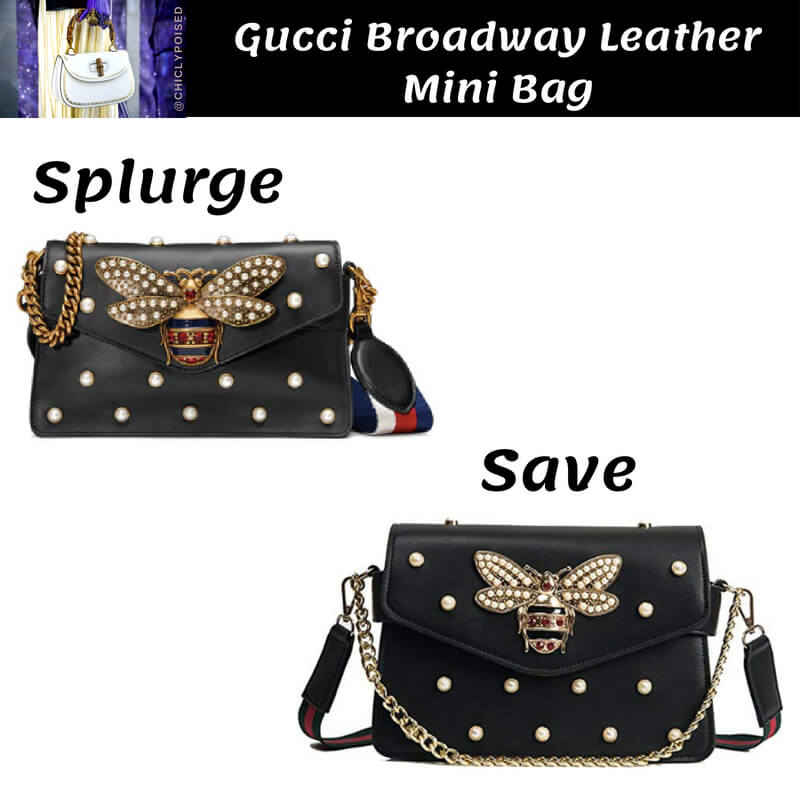 Gucci Broadway Bag Dupe-3
