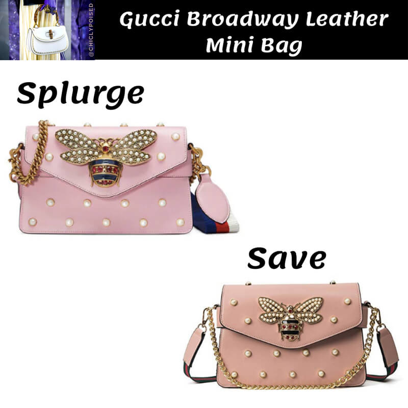 Gucci Broadway Bag Dupe
