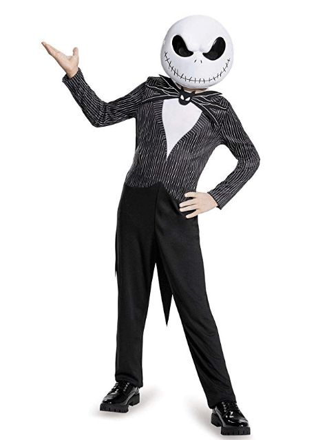 Halloween Boys Nightmare Before Christmas Disney Costume