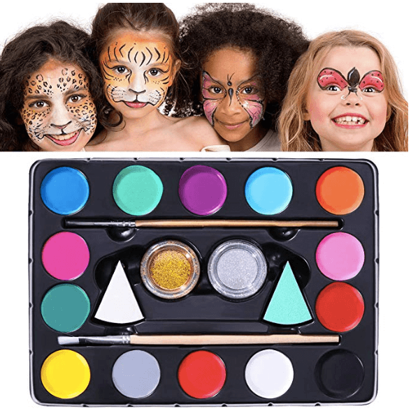 Halloween Face Painting Kits for Kids