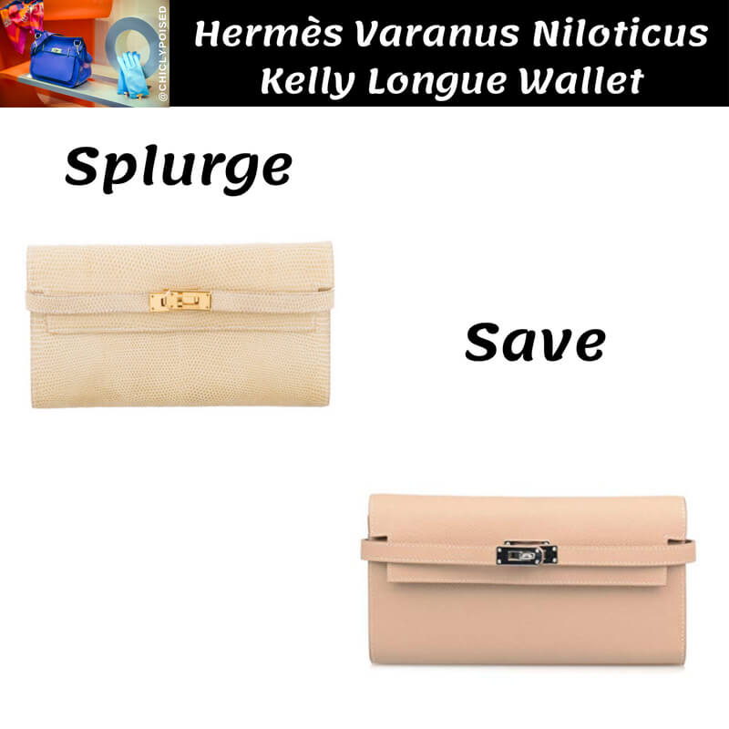 Hermes Wallet Dupes