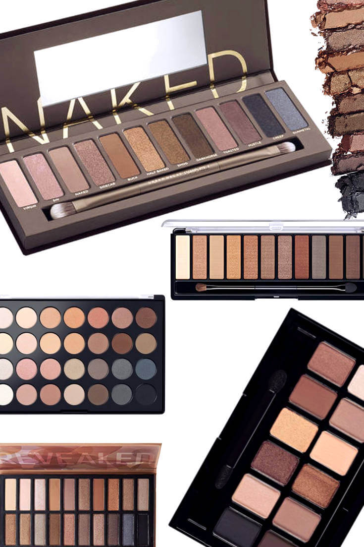 Urban Decay Naked Eyeshadow Palette Dupes As Low As $6