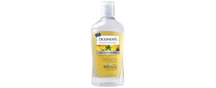 For Photo Ready Skin Dickinson's Original Witch Hazel Pore Perfecting Toner