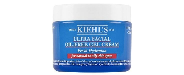 For Photo Ready Skin Kiehl's Since 1851 Ultra Facial Oil-Free Gel-Cream