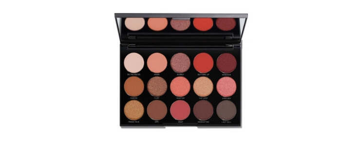 Morphe 15H Happy Hour Eyeshadow Palette