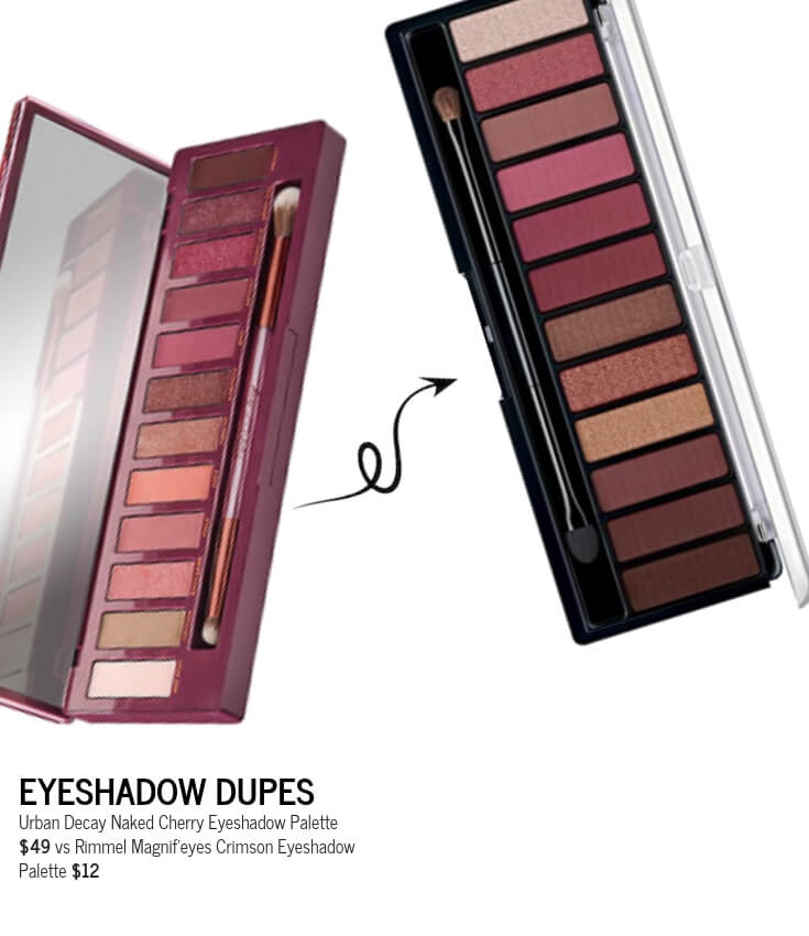 Rimmel Magnif'eyes Crimson Eyeshadow Palette