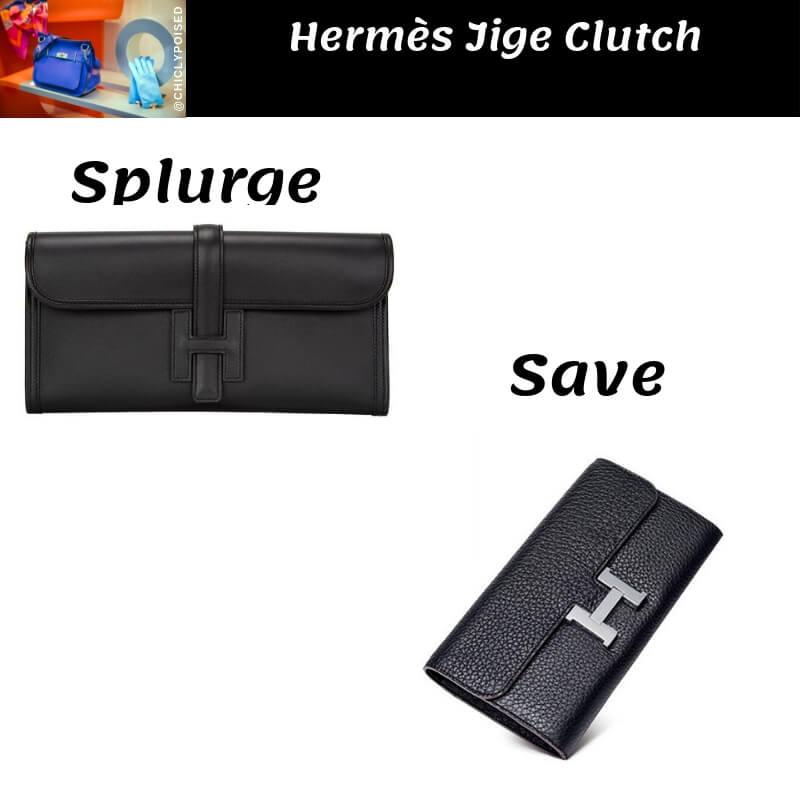 Hermes Jige Dupe