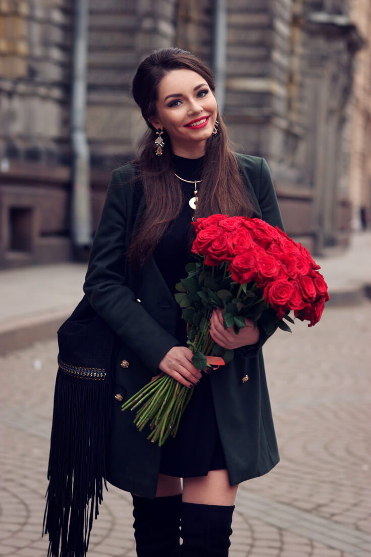 Stylish Inspirational Fall Outfits and Fall Styles To Copy -23