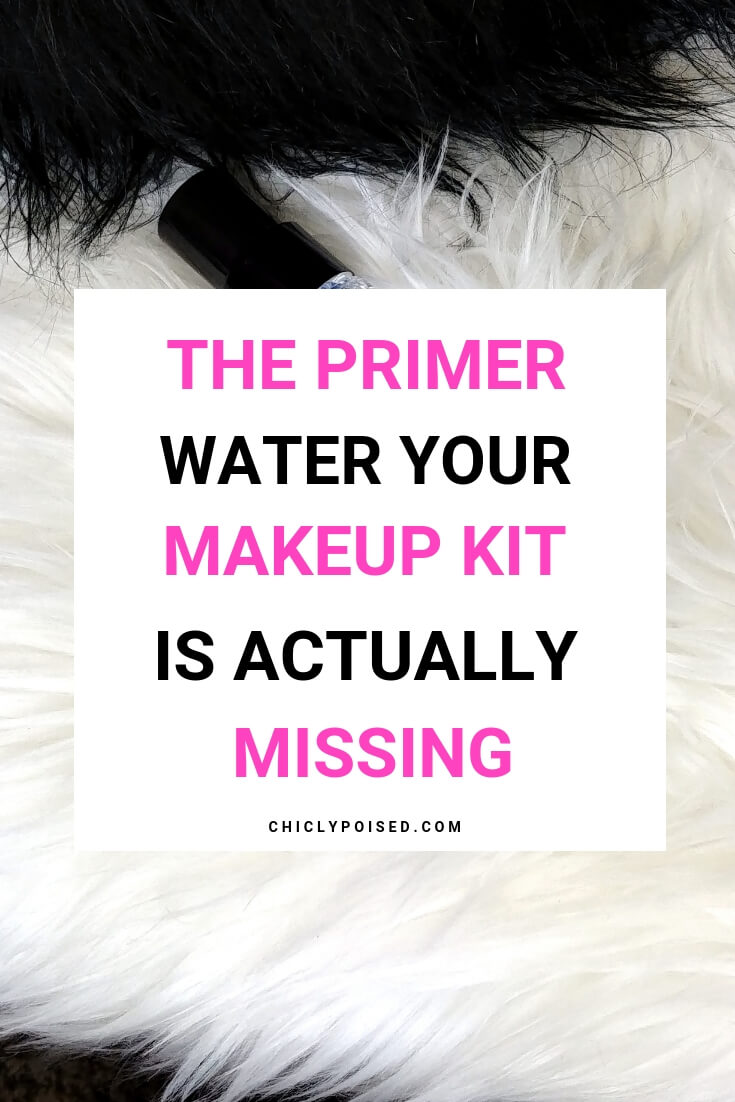The Primer Water Your Kit Is Actually Missing