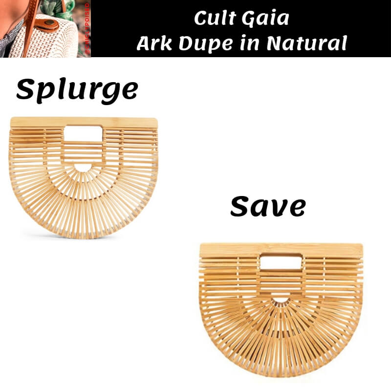 Cult Gaia Ark Dupes in Natural-1