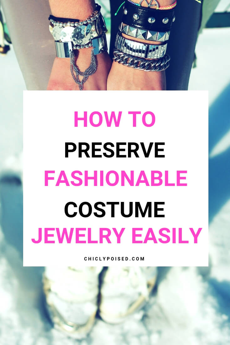 How To Preserve Costume Jewelry