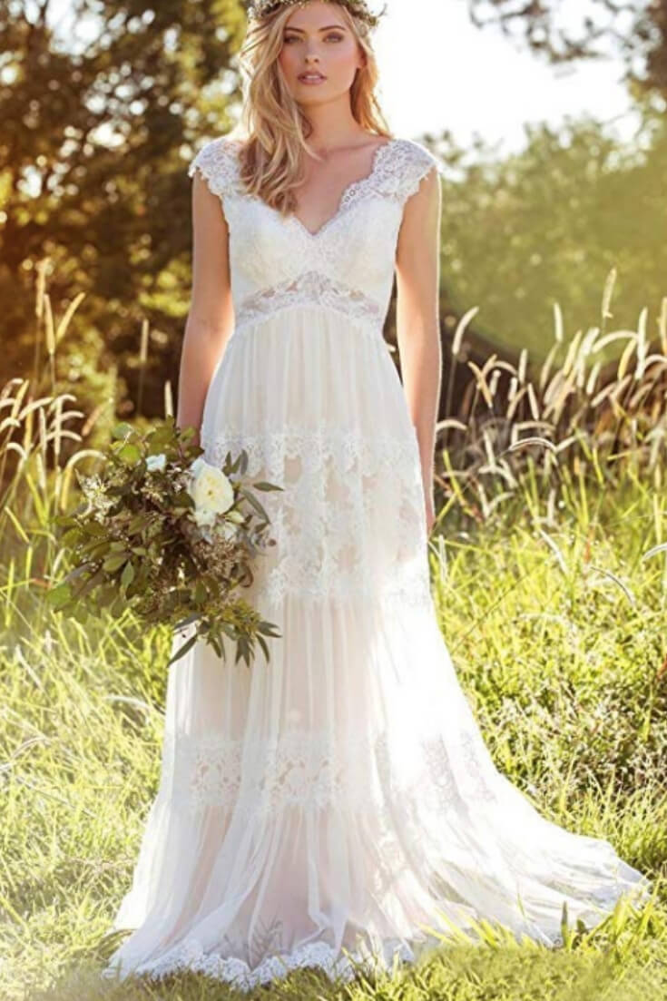 75 Wedding Dresses As Low As 70 Dollars For Budget Weddings