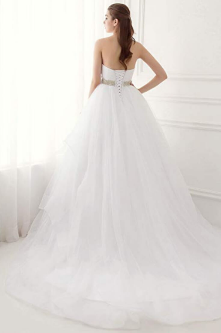 Ball Gown Wedding Dresses For Budget Savvy Brides