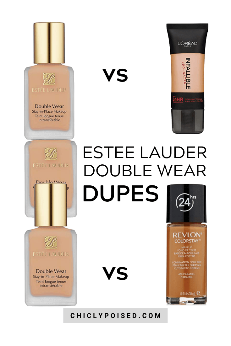 Estee Lauder Double Wear Foundation-0-1