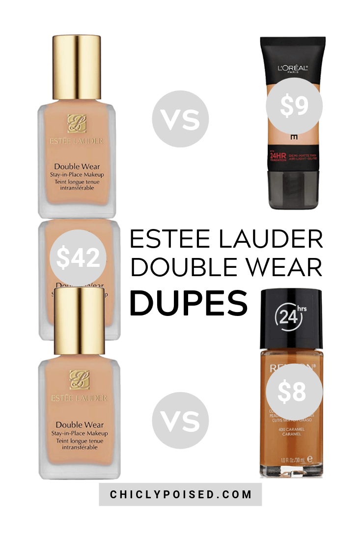 Estee Lauder Double Wear Foundation-0-2