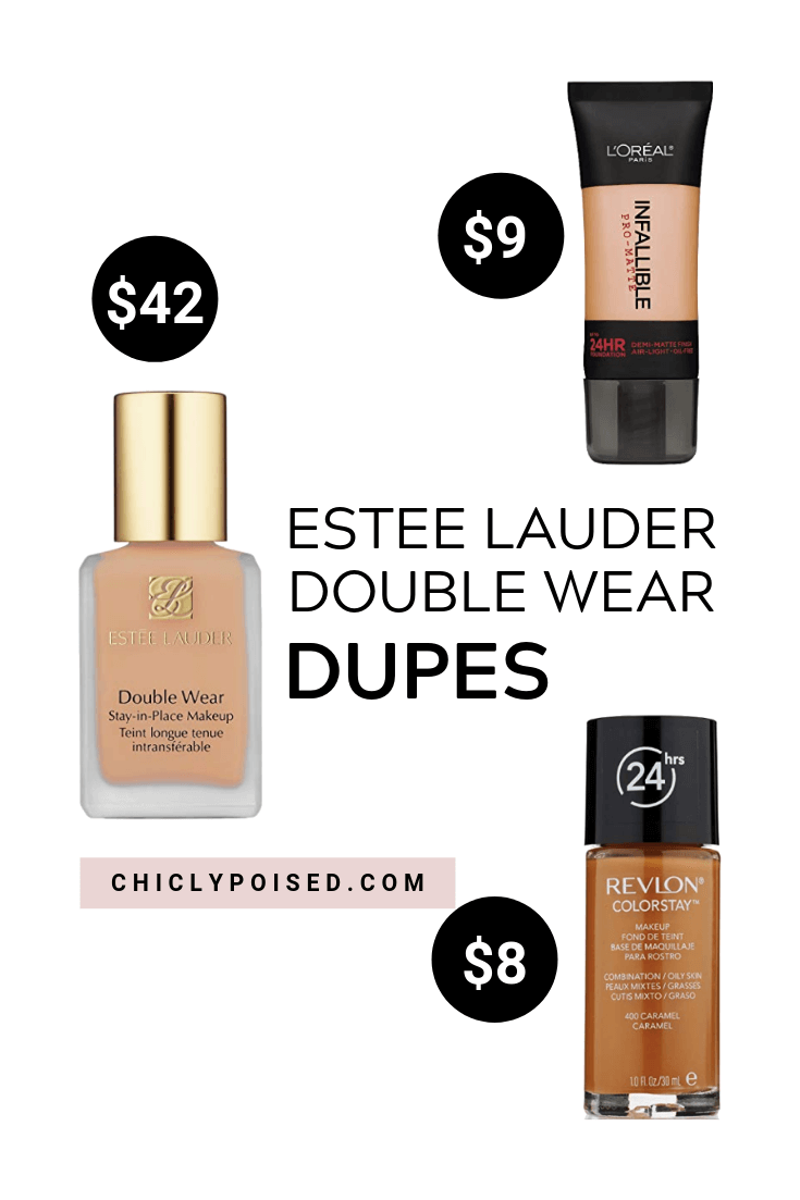 Estee Lauder Double Wear Foundation Dupes 4 of 10