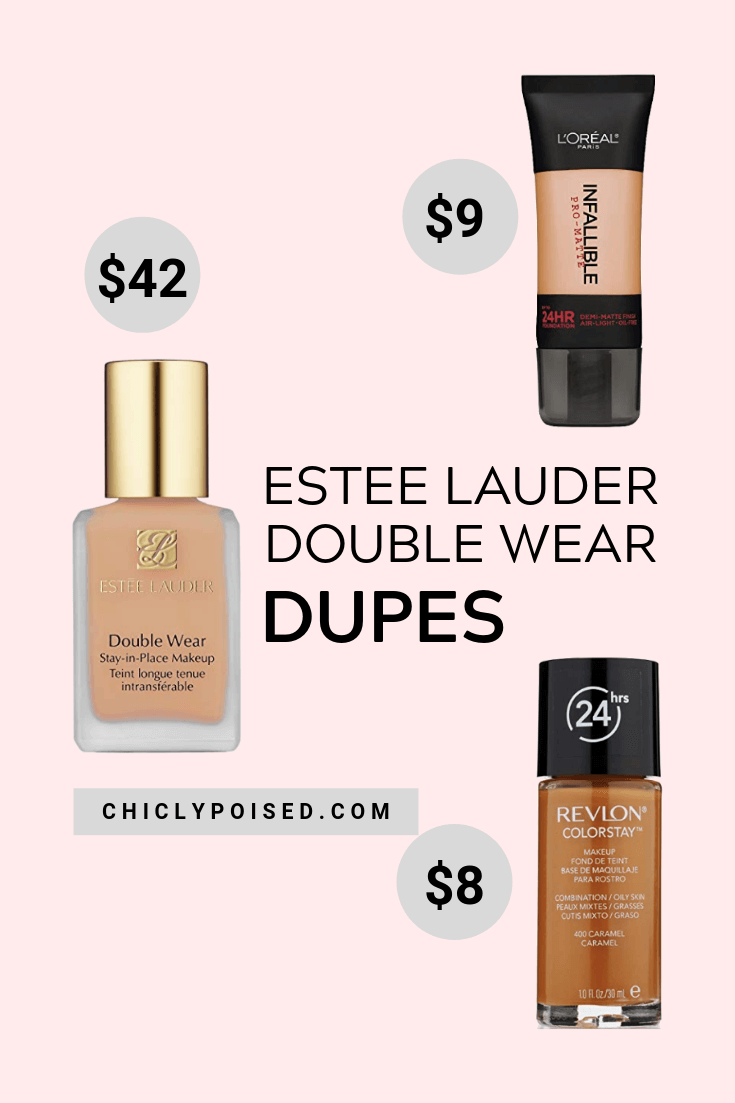 Estee Lauder Double Wear Foundation Dupes 6 of 10