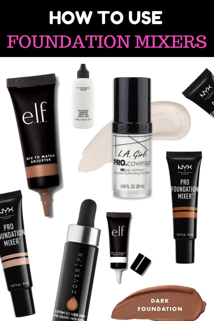 Foundation Mixers To The Rescue
