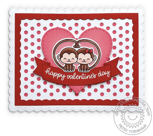 Romantic Valentine's Day Cards DIY Cute -1