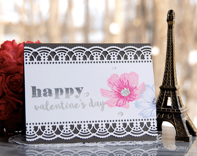 Romantic Valentine's Day Cards DIY - 13