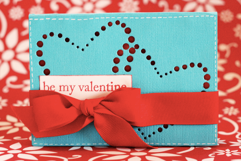 Romantic Valentine's Day Cards DIY - 15