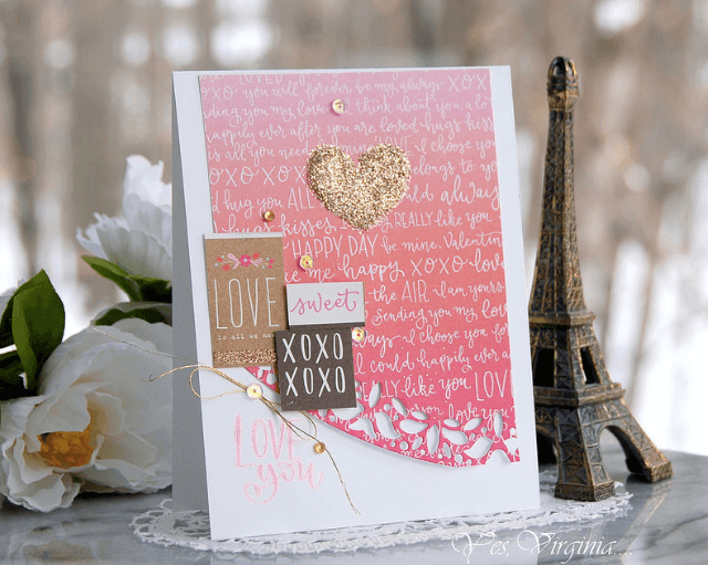 Romantic Valentine's Day Cards DIY - 17