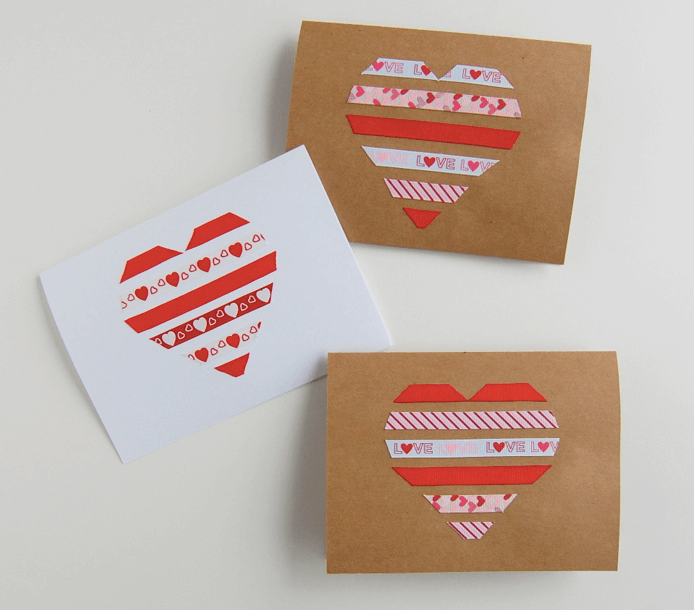 Romantic Valentine's Day Cards DIY - 18