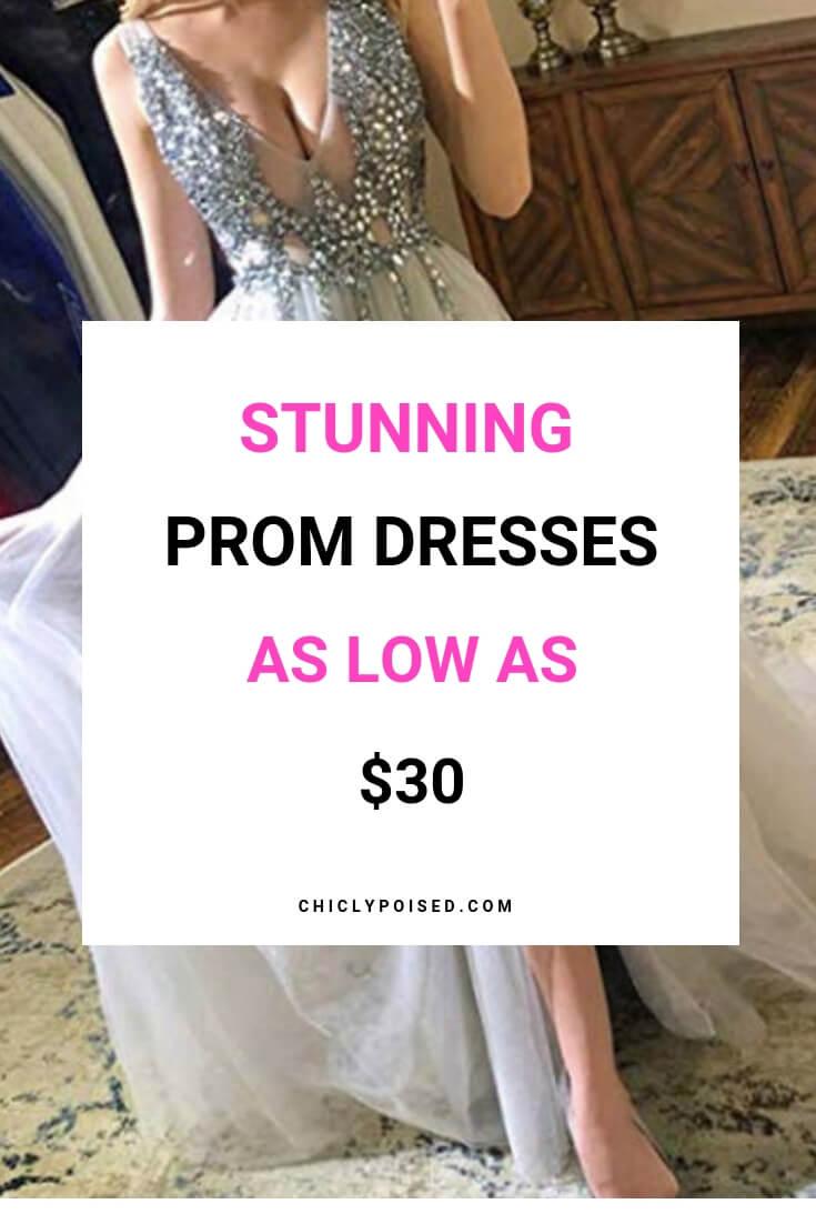 Stunning Prom Dresses You Need This Prom