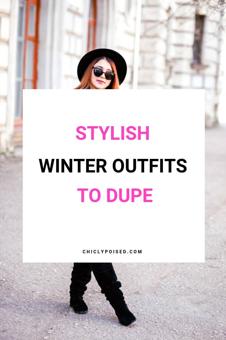 Stylish Winter Outfits To Copy Today