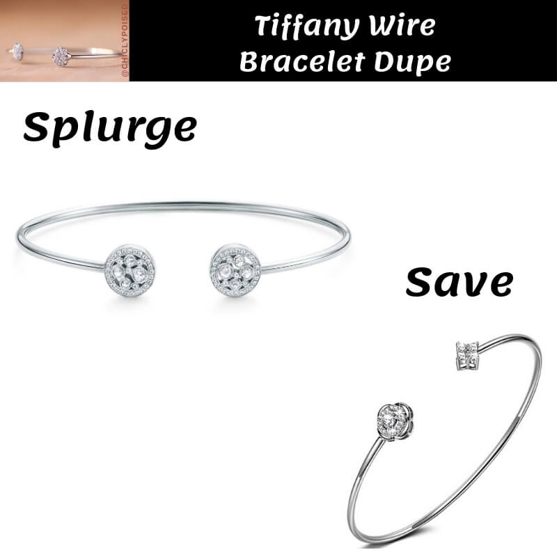 Tiffany Bracelet Dupes