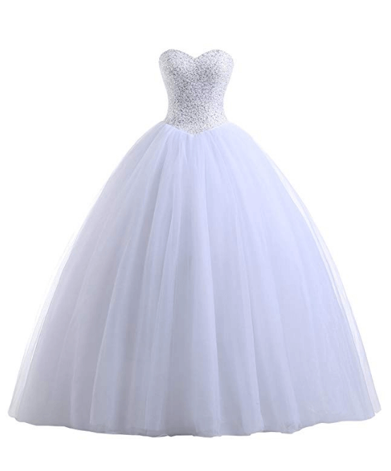 Wedding Ball Gowns Under $200-1
