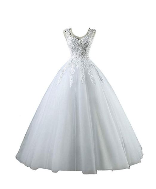 Wedding Ball Gowns Under $200-2