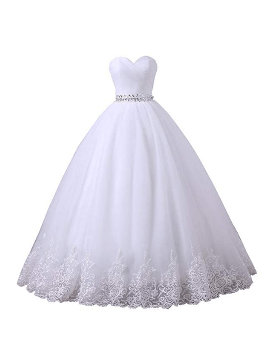 Wedding Ball Gowns Under $200-3