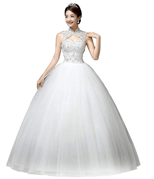 Wedding Ball Gowns Under $200-4