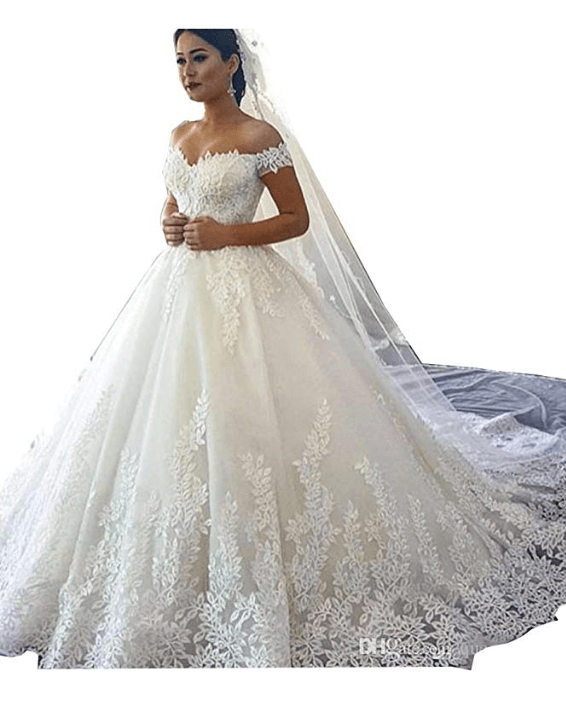 Wedding Ball Gowns Under $200-5