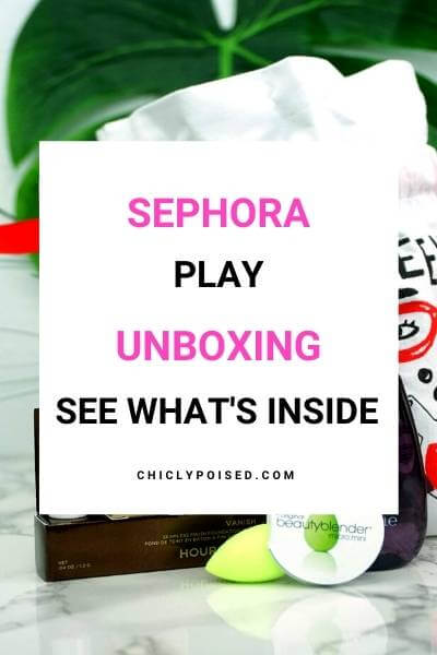 Sephora Review August 2017 1 of 6