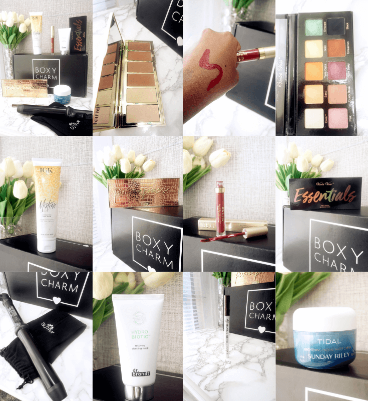 BoxyLuxe September 2019 Chiclypoised.com Unboxing