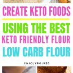 Create Your Favorite Keto Recipes Using The Best Low Carb Flour Substitutions-4