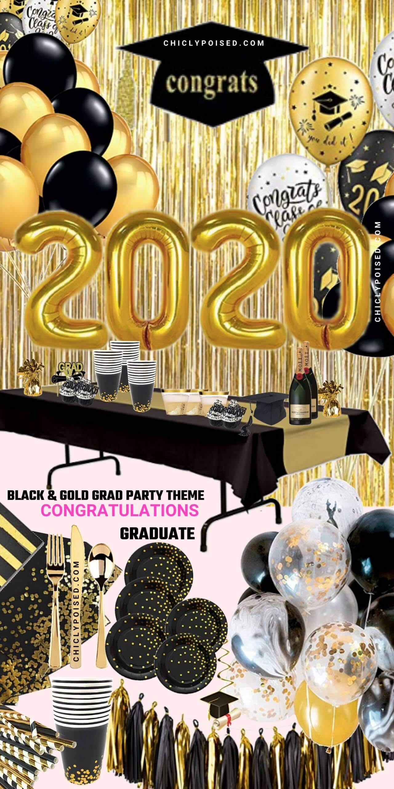 Select The Best Graduation Party Theme For Your 2020 ...