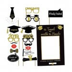 Graduation Photo Booth Props Kit