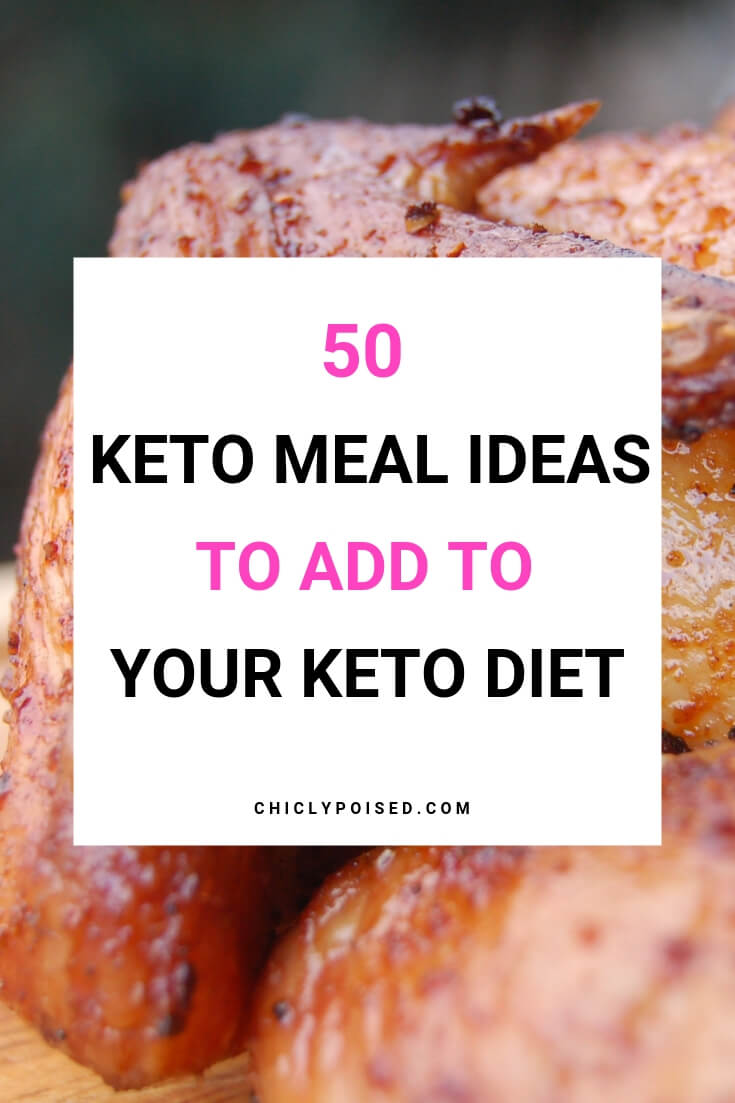 Create The Right Keto Strategy Stating With 50 Keto Meals Ideas Plus Keto Recipe For Each-5