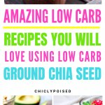 Low Carb Ground Chia Seed Recipes-2