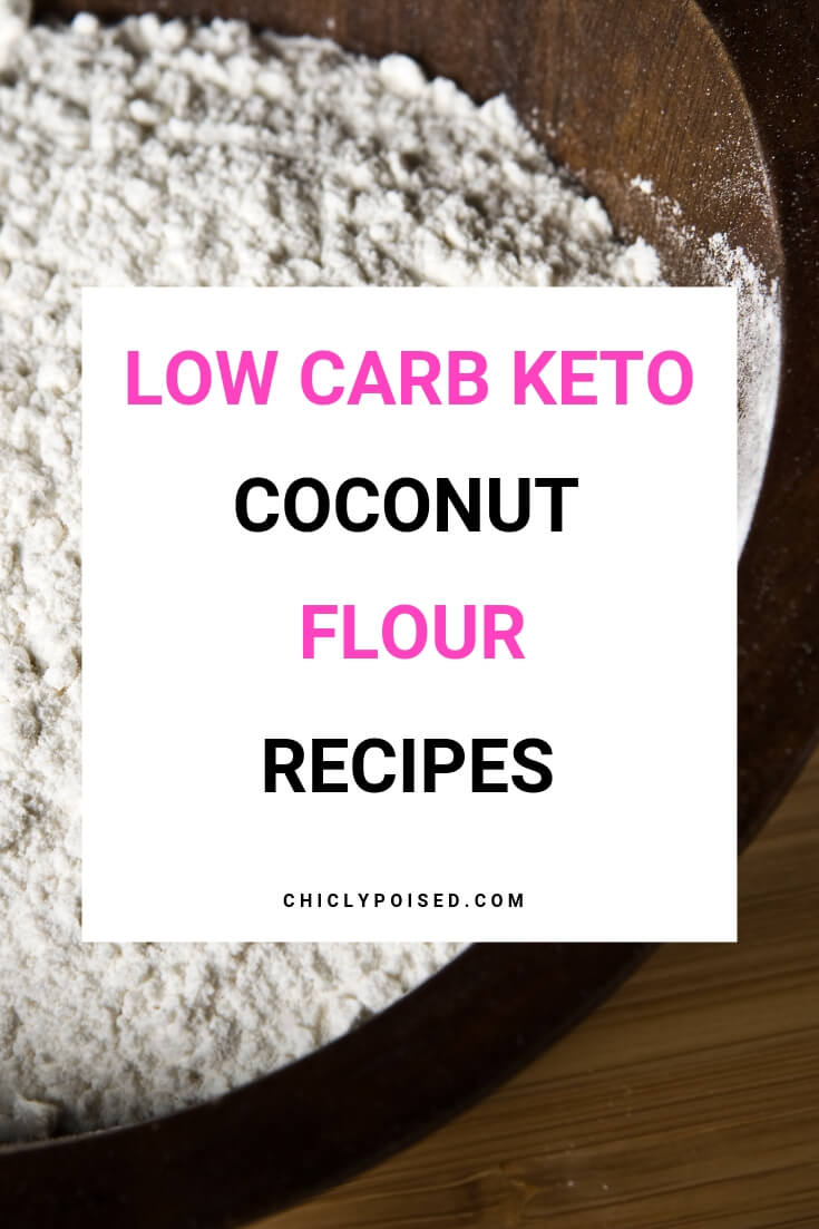 Low Carb Keto Coconut Flour Recipes-1