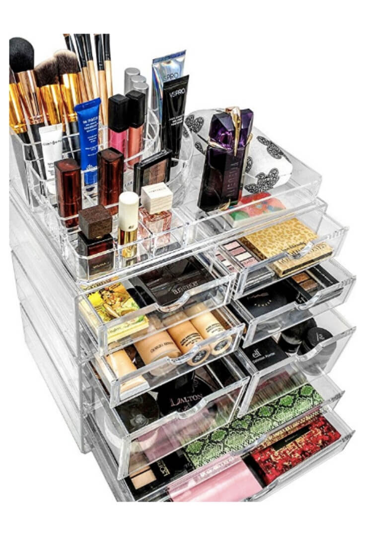 Makeup Storage Unit 5
