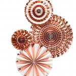 Rose Gold Craft Decorations