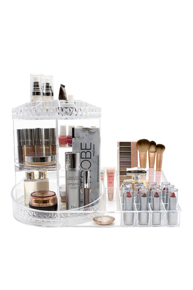 Stylish Makeup Carousel For All My Makeup