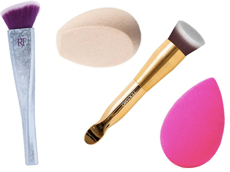 Apply Foundation Using The Right Tools