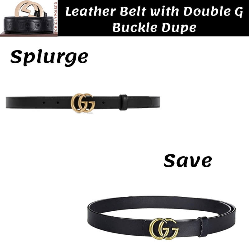 9f9a5689b6a Gucci Belts Prices Have You Shook  Well These Gucci Belt Dupes ...