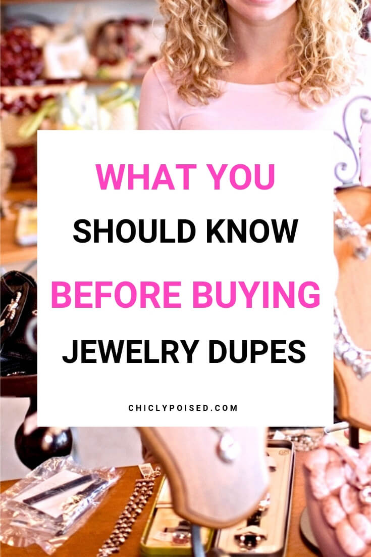 3ce77ffab What You Should Know Before Buying Designer Jewelry Dupes | Chiclypoised